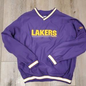 Lakers Reebok windbreaker